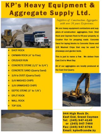 KP's Heavy Equipment Ltd. KP''s Heavy Equipment Ltd. Cayman Islands