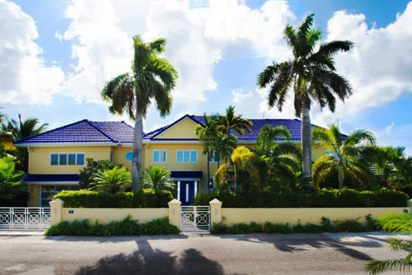 The Real Estate Company Ltd. The Real Estate Company Ltd. Cayman Islands