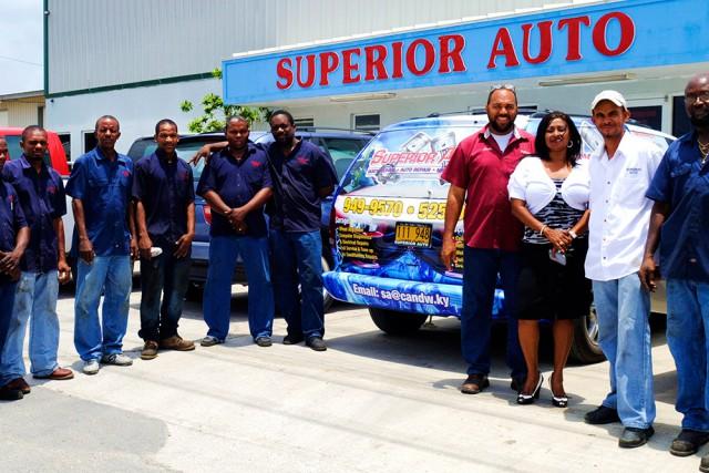 Superior Auto Superior Auto Cayman Islands