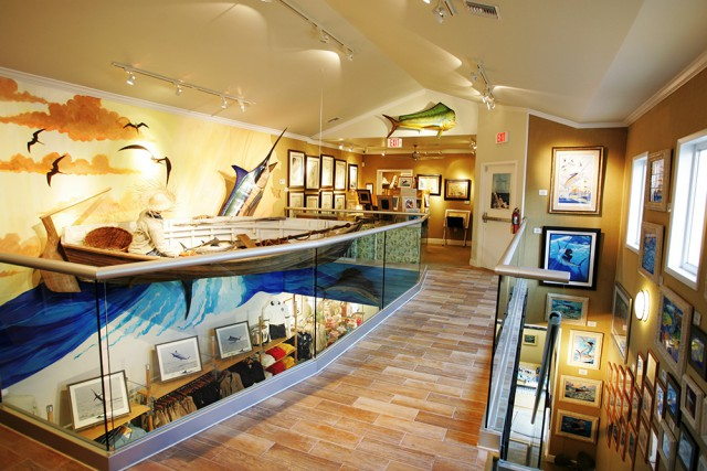 Guy Harvey Shoppe & Gallery Guy Harvey Shoppe & Gallery Cayman Islands