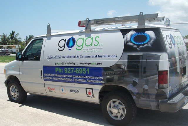 Go Gas Ltd Go Gas Ltd Cayman Islands