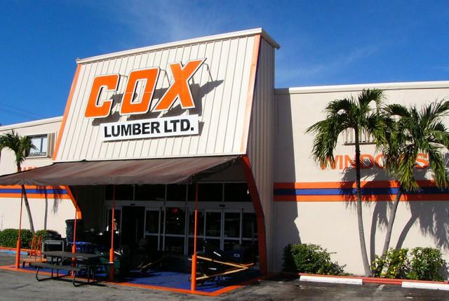 Cox Lumber Ltd. Cox Lumber Ltd. Cayman Islands