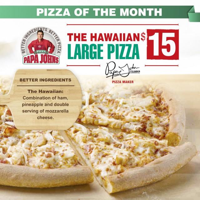 Papa John's Pizza Papa John''s Pizza Cayman Islands