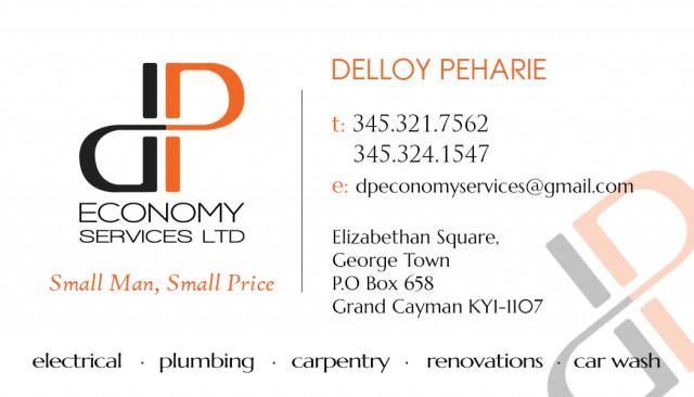 DP Economy Services Ltd DP Economy Services Ltd Cayman Islands