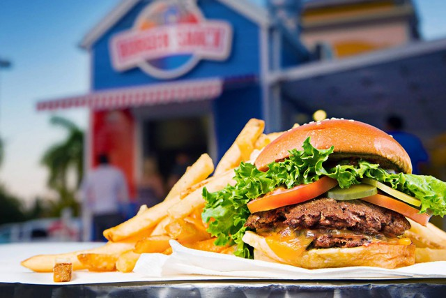 Burger Shack Burger Shack Cayman Islands