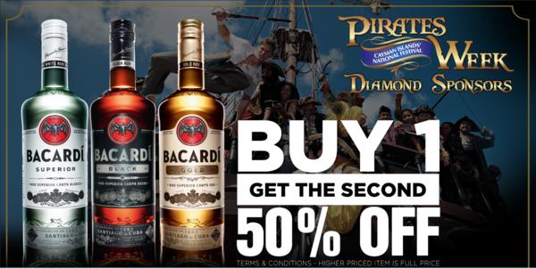 Blackbeard's Liquors The Strand Cayman Islands
