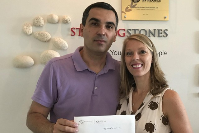 SteppingStones Recruitment SteppingStones Recruitment Cayman Islands
