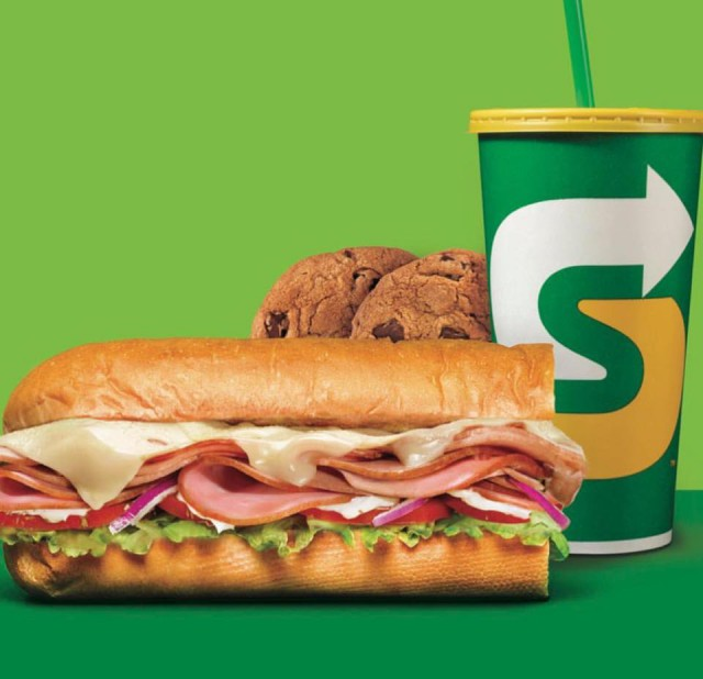 Subway George Town Cayman Islands