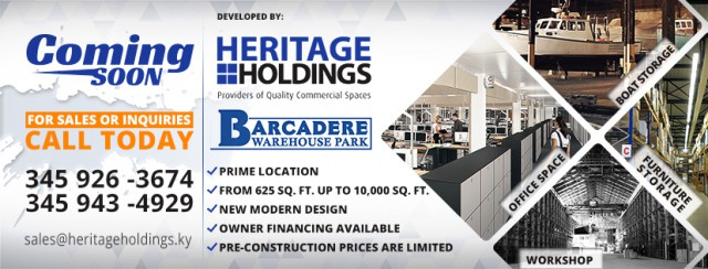 Heritage Holdings Ltd. Heritage Holdings Ltd. Cayman Islands