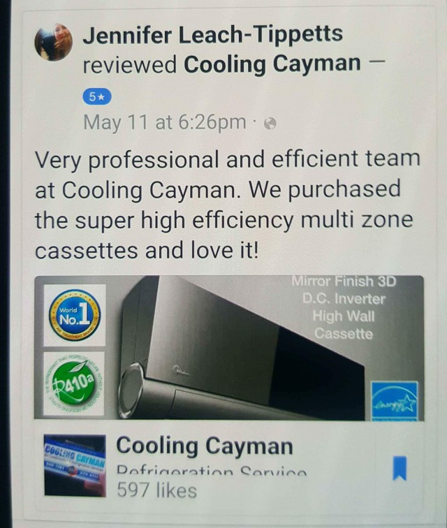 Cooling Cayman Cooling Cayman Cayman Islands