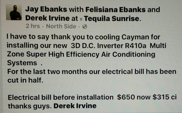 Cooling Cayman Cooling Cayman Cayman Islands