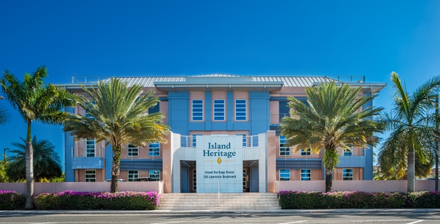 Island Heritage Insurance Company Ltd. Island Heritage Insurance Company, Ltd. Cayman Islands