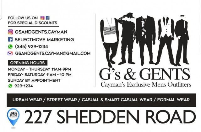 G's & Gents G's & Gents Cayman Islands