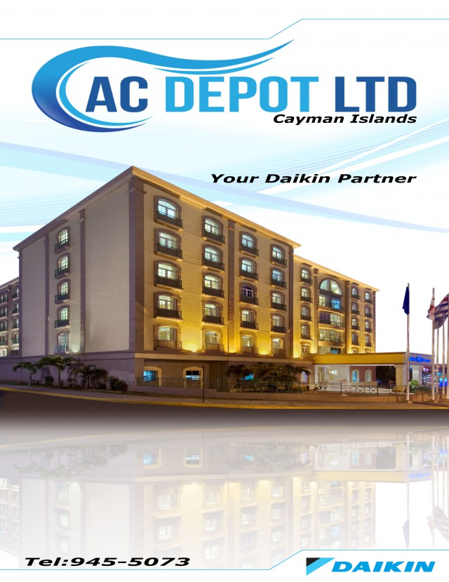 AC Depot Ltd. AC Depot Ltd. Cayman Islands