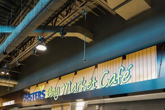 Bay Market Café Bay Market Café Cayman Islands