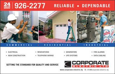 Corporate Electric Ltd. Corporate Electric Ltd. Cayman Islands