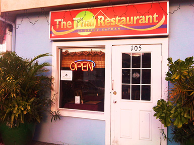 Thai Restaurant Of Grand Cayman In George Town Cayman Islands