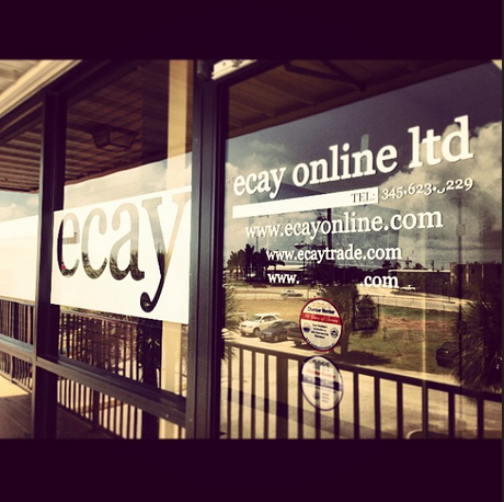 Ecay Online Ltd. Ecay Online Ltd. Cayman Islands