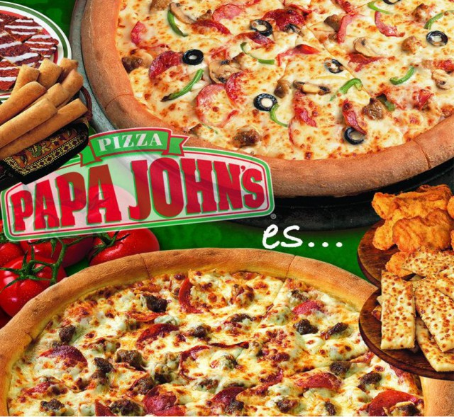 Papa John's Pizza Papa John''s Pizza Cayman Islands