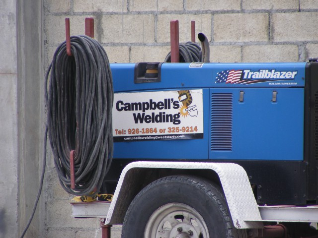 Campbell's Welding Campbell''s Welding & Construction Services Ltd. Cayman Islands