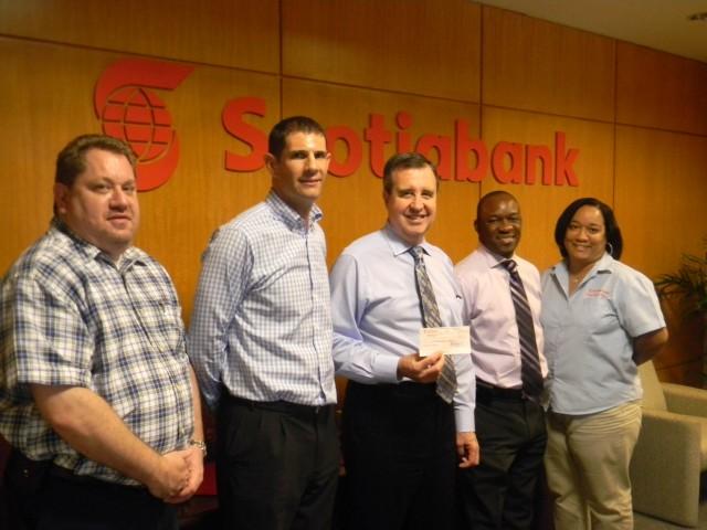 Scotiabank & Trust (Cayman) Ltd. (Camana Bay) Scotiabank & Trust (Cayman) Ltd. Cayman Islands