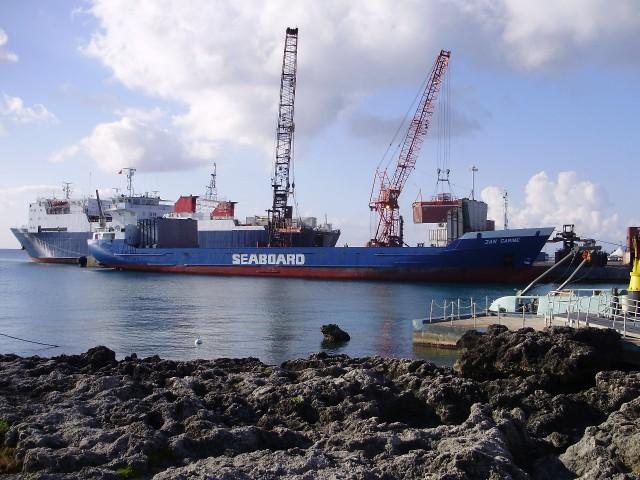 Seaboard Marine Seaboard Marine Cayman Islands
