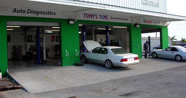 Tony's Toys Tony''s Toys Cayman Islands