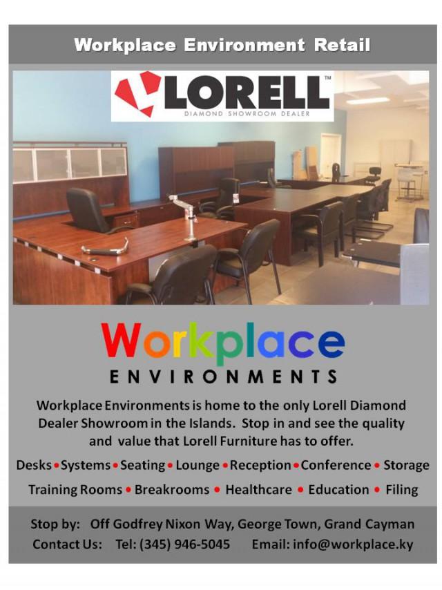 Workplace Environments Workplace Environments Cayman Islands