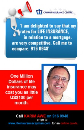 Life Insurance Cayman (Mortgage) Life Insurance Cayman (Mortgage) Cayman Islands