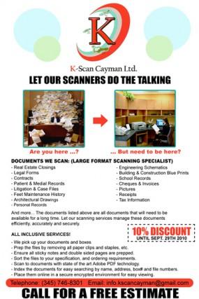 K-scan Cayman Ltd. K-scan Cayman Ltd. Cayman Islands
