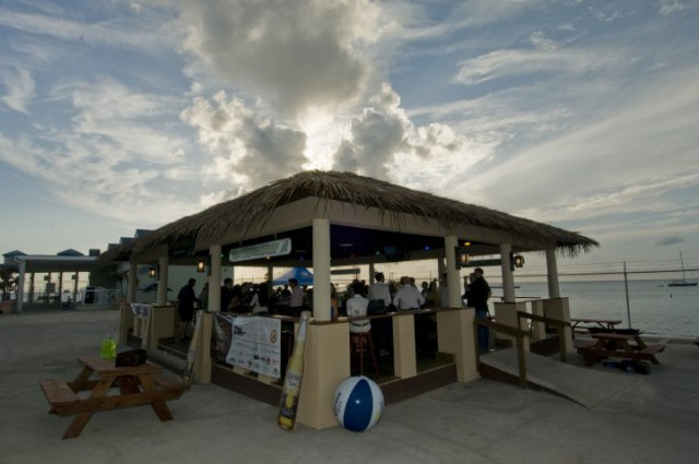 Green Parrot Bar & Grill, The Green Parrot Bar & Grill, The Cayman Islands