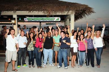 Green Parrot Bar & Grill, The Green Parrot Bar & Grill, The Cayman Islands