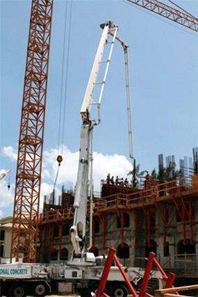 National Concrete Ltd. National Concrete Ltd. Cayman Islands