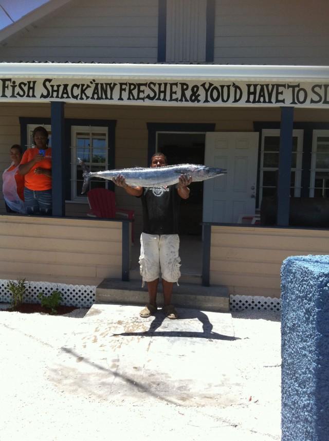 Da Fish Shack Da Fish Shack Cayman Islands