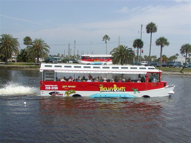 Trolley Duck Tours Trolley Duck Tours Cayman Islands