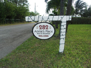 Annie's Place Bed & Breakfast Annie''s Place Bed & Breakfast Cayman Islands