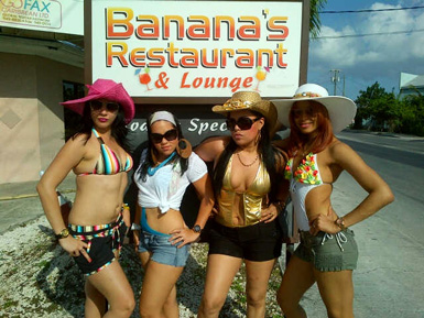 Bananas Restaurant & Lounge Bananas Restaurant & Lounge Cayman Islands