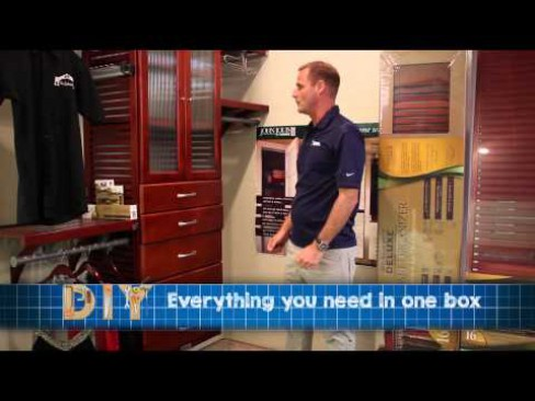 Do-It-Yourself Storage Solutions by John Louis Home