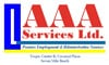 AAA Services Ltd  Employment and Administrative Services