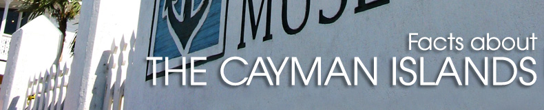 Facts about the Cayman Islands