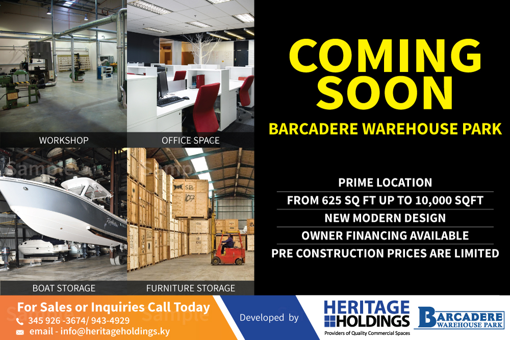 Barcadere Warehouse Park - Heritage Holdings Ltd. on