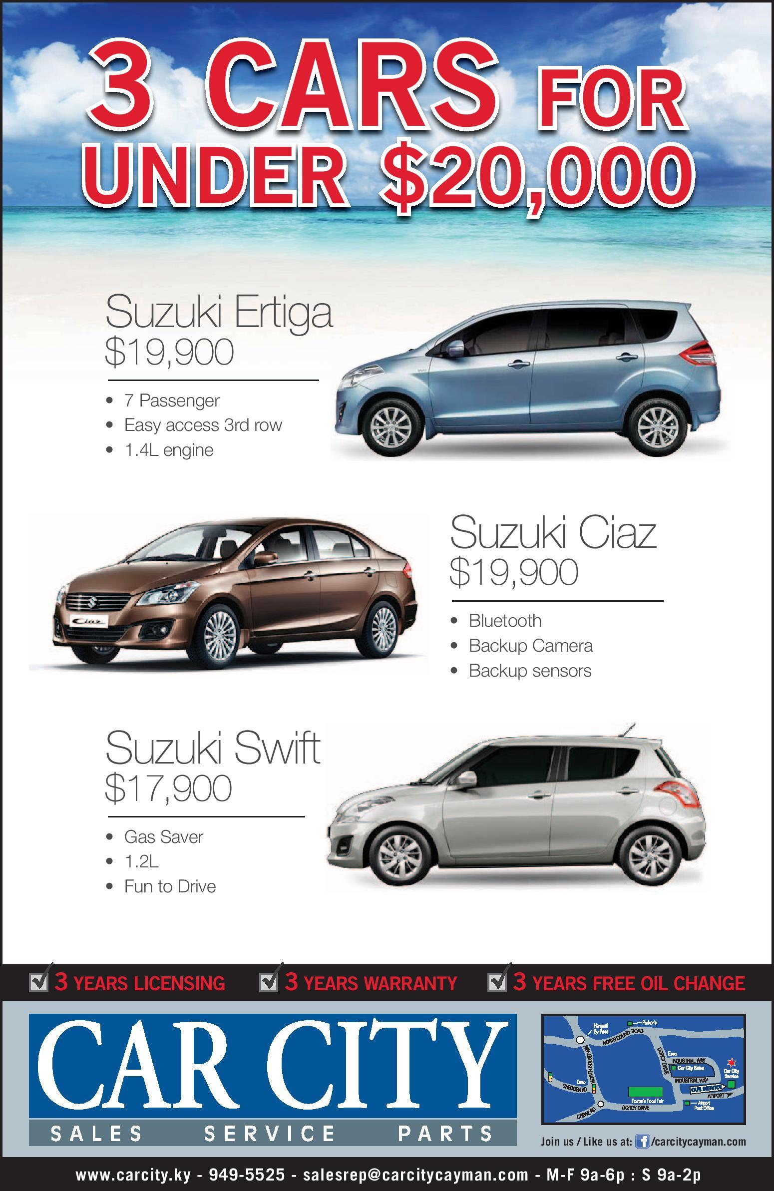 Car city sales