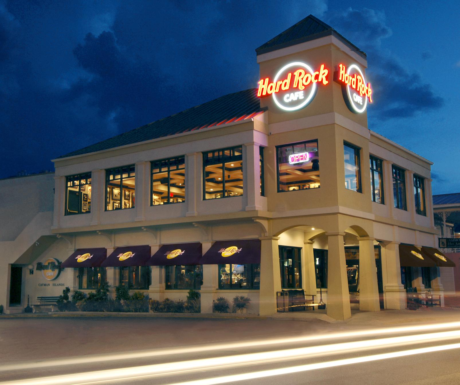 Hard Rock Cafe Legendary