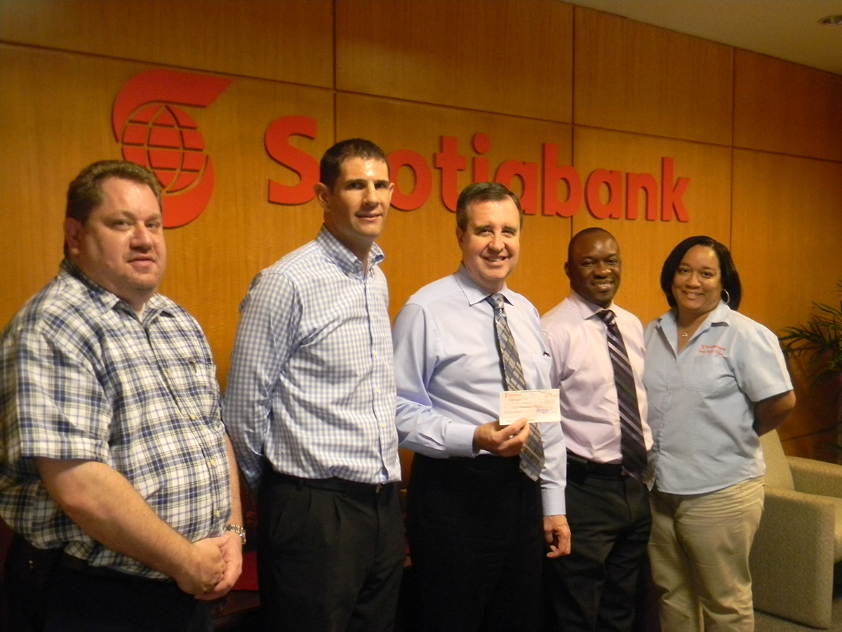 Welcome to Scotiabank's global site