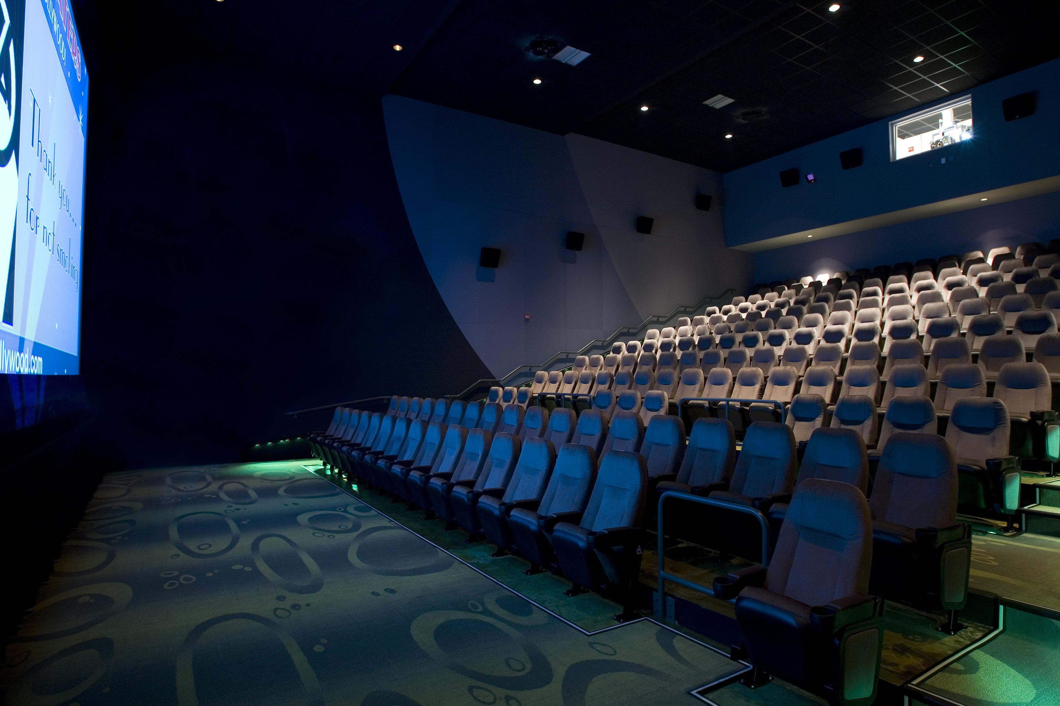 Camana Bay Cinema Cayman Islands