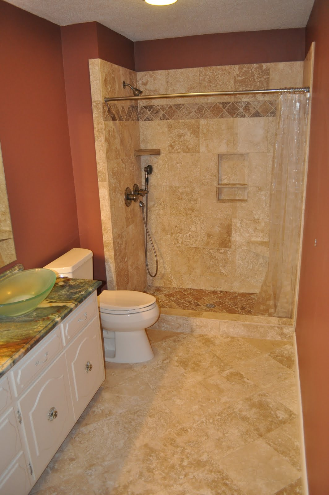 Cayman painters construction ecayonline - Pictures of remodeled small bathrooms ...