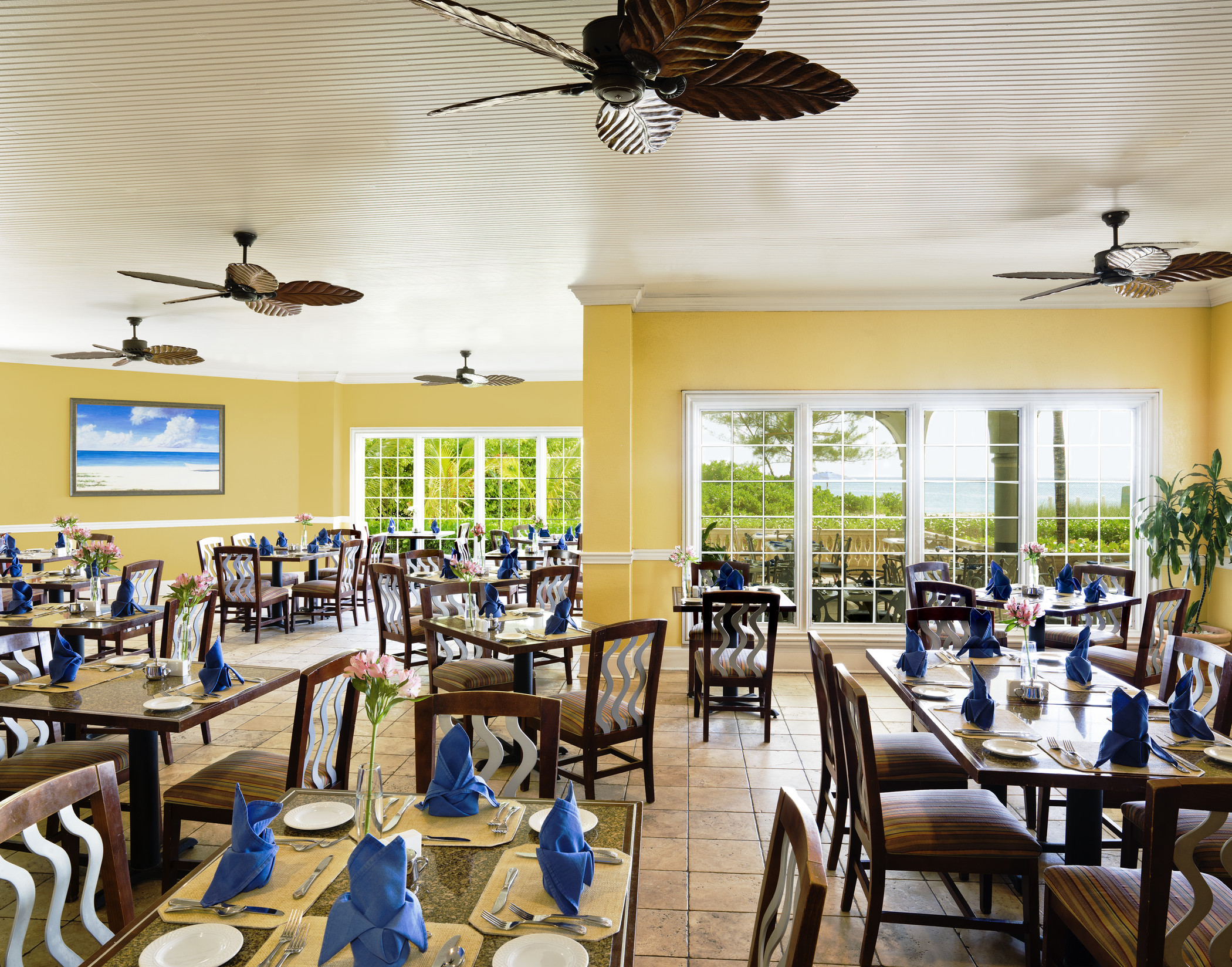 Westin Grand Cayman Restaurants Islands