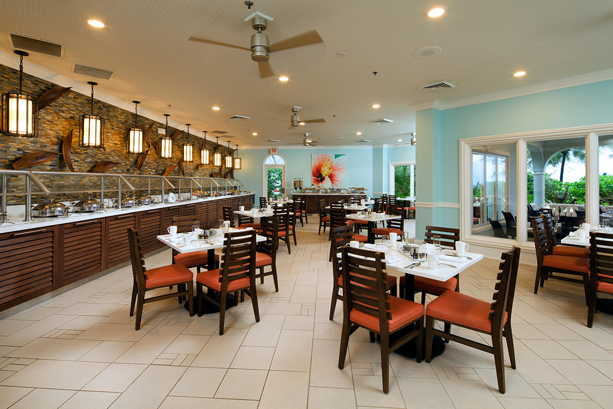 Westin Grand Cayman Restaurants In Grand Cayman Cayman Islands