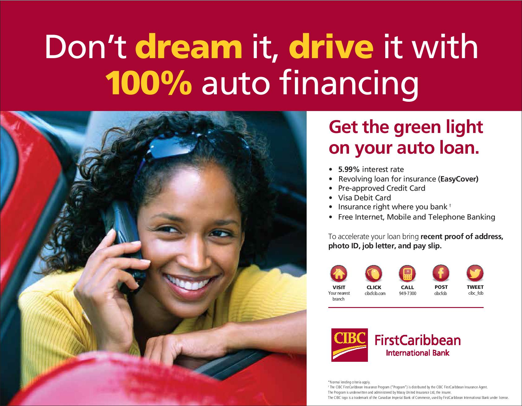 Superior Auto Wholesalers >> Promotions, Special Offers and Deals from CIBC First Caribbean International Bank (Cayman) Ltd ...